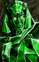 Construct golem emerald