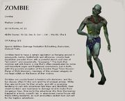 Zombie from nwn2