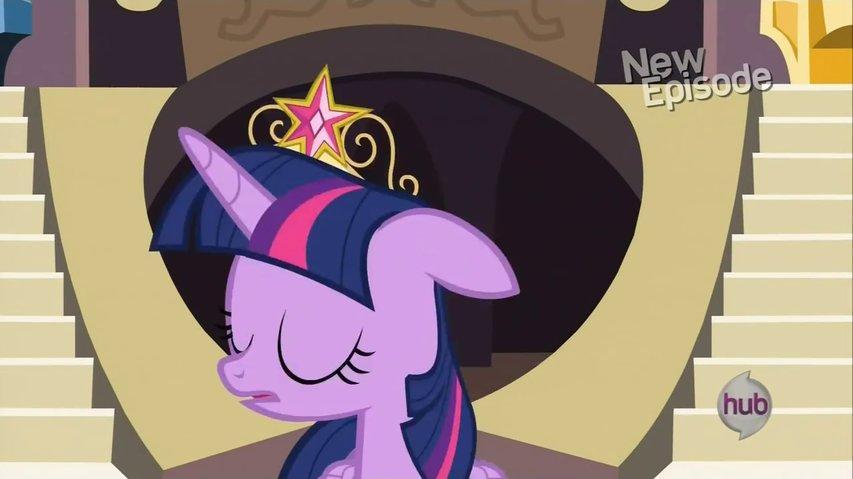 My Little Pony Friendship is Magic - Season 4 Episode 1 and 2 - Princess Twilight Sparkle HD
