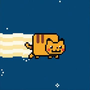 Nyan Cat Wiii