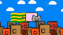 Brazilian Nyan Cat 4