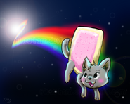 Nyan Cat 5