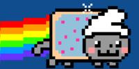 Smurf Nyan Cat