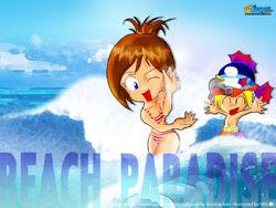 103 Beach Paradise