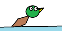 Marld duck