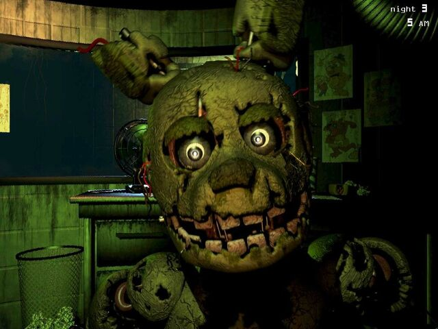 File:Springtrap s other jumpscare by gold94chica-d8k82gd.jpg