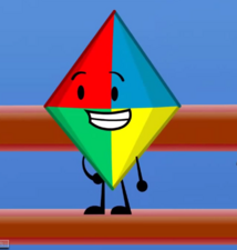 Kite in Object Twoniverse