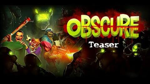 Obscure Teaser - PC, PSN and Xbox LIVE-1