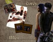 Corey y Mei