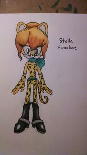 Stella Firestone original