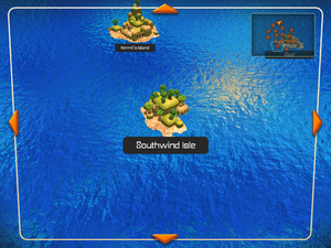 Southwind Isle (World Map)