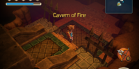 Cavern of Fire