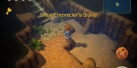 Great Chronicler's Grave
