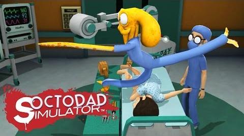 OCTODAD SIMULATOR Octodad Shorts - Episode 2