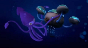 Colossal Squid vs. Octopod