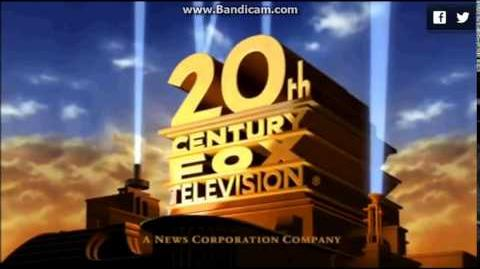 20th Century Fox Television logo (1999-2007) 2