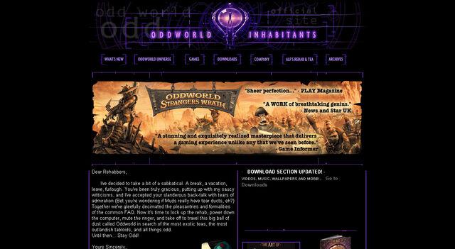 File:OddworldHomePage2005.jpg