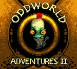 Oddworld Adventures II GBC Title