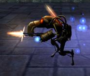Armored slig