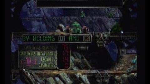 Oddworld Abe's Exoddus 02 *Necrum Mines*
