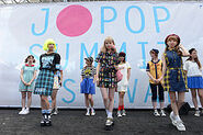 Heidi and models jpop summit 14