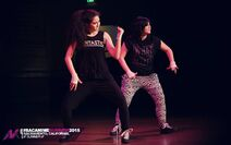 ANX Kpop Battles Summer 2015 Ringa Linga 2