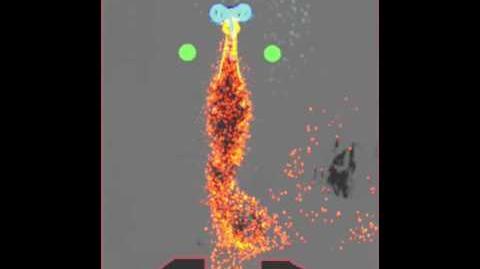 Working Powder+Fuel Rocket