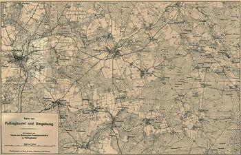 Fallingbostel-Landkarte