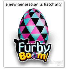 An Older Teaser Photo For Furby Boom.