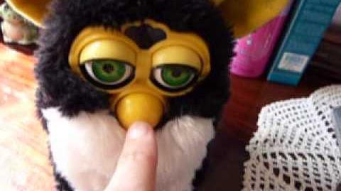 Generation 8 Tiger Electronics Spanish Penguin Spanish Furby