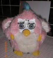 Furby fake habby