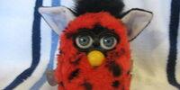 Furby 1998- Lady Bug