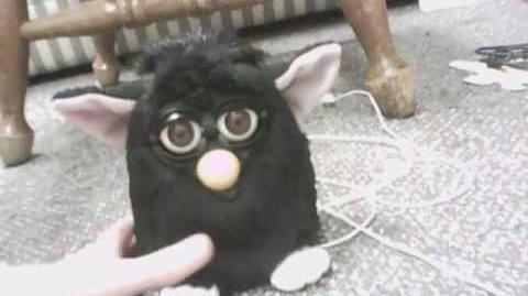 Tiger Electronics 1998 furby review