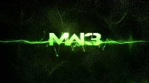 Call of Duty Modern Warfare 3 - France Teaser