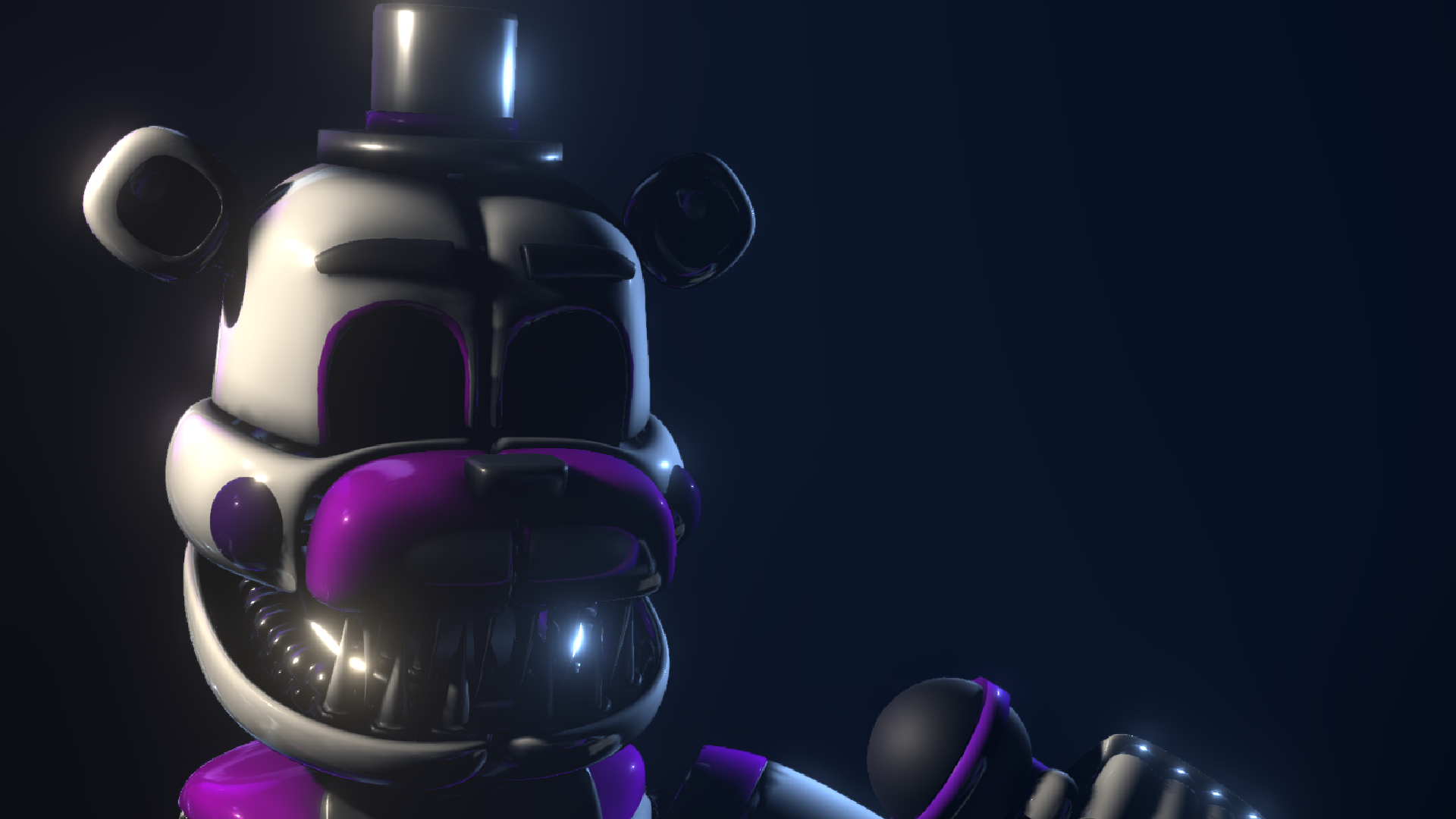 Sinister Funtime Freddy Official Sinister Turmoil Wikia