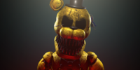 Sinister Golden Freddy