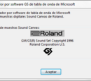 Microsoft GS Wavetable Synth