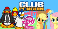 Club Penguin Meets My Little Pony: Friendship is Magic