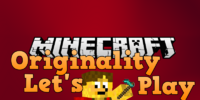 Minecraft: Originality Lets Play