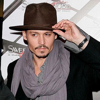 Johnny Depp 53