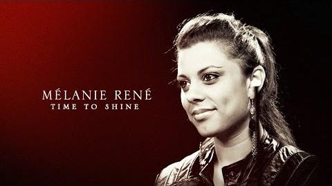 Mélanie René - « Time to Shine » - Eurovision Switzerland Official Song Contest 2015