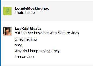 Joey…or Joe?