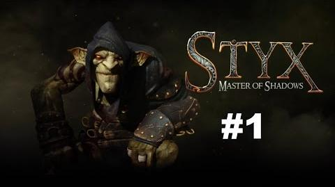 Styx Master of Shadows Part 1 Where's My Knife?