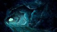 Cat-apulted through caverns