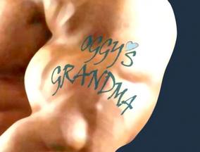 Oggy's Grandma Title