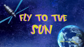 Fly Sun Title