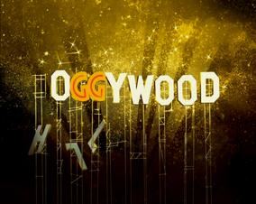 Oggywood Title