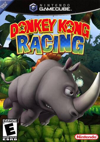 File:Donkey Kong Racing Box.jpg