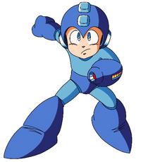 Mega Man character