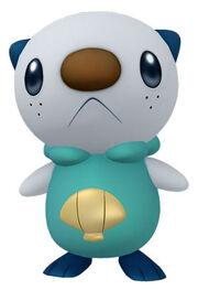 Pokemon Snap 2 Oshawott